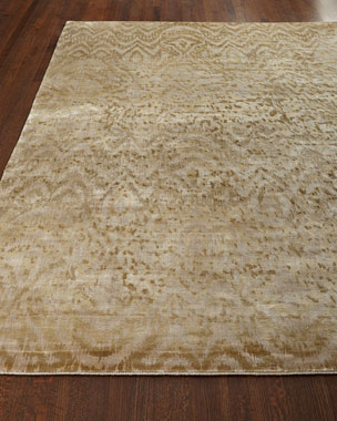 Exquisite Rugs Angel's Trumpet Rug