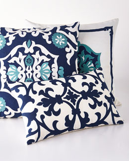 Ocean Reef Pillows