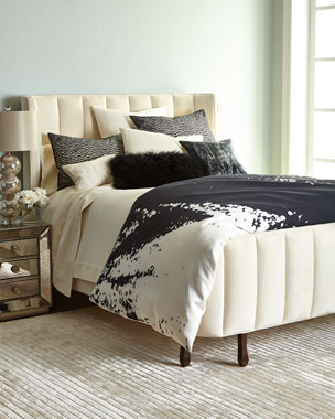 Donna Karan Home Midnight Bedding