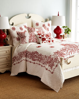 Sarita Handa Chinon Bedding
