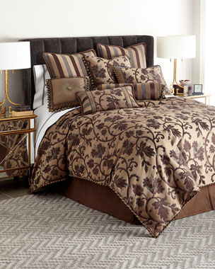 Dian Austin Couture Home Medici Garden Bedding