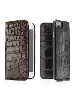 Case-Mate Alligator iPhone 6 Wallet Folio