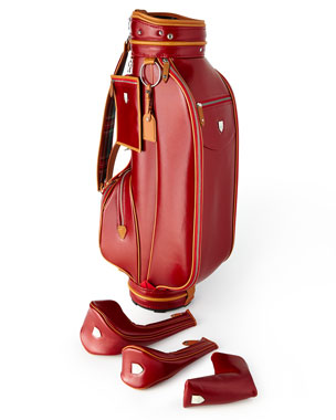 Park Accessories Golf Bag & Golf Head Covers