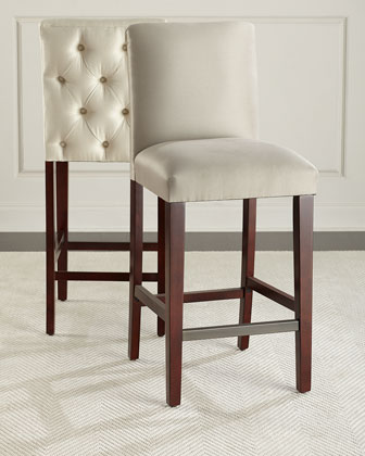 Alain Diamond-Tufted Dining Chair and Matching Items