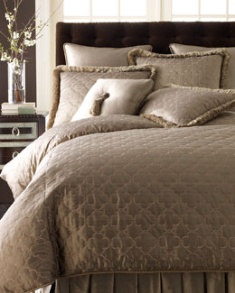 Quilted King Duvet Cover, 108