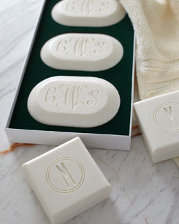 Personalized Eco Luxury Square Soaps