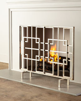 Dominic Fireplace Screen