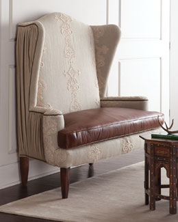 Cassidy High-Back Settee