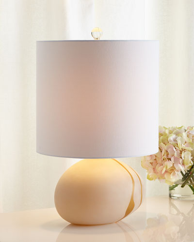 Tania Oval Lamp