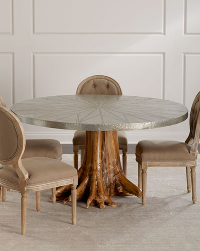 Sorrell Teak Root Dining Table