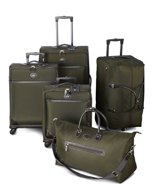 Bric's Olive Pronto Luggage