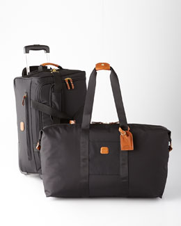 Black Ultralight Luggage