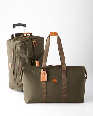 Bric's Olive Ultralight Luggage