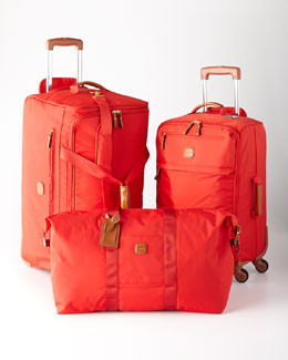 Red Ultralight Luggage