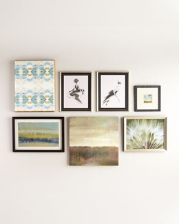 """Sketches"" Wall Gallery"