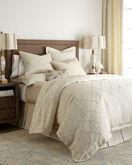 Gateway Bedding & Infinity Coverlet Set