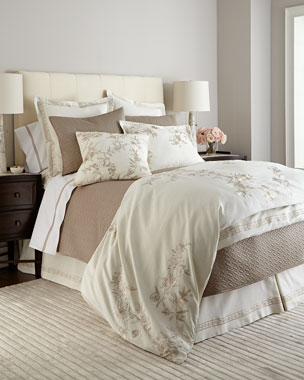 Dransfield & Ross House Fiori Bedding