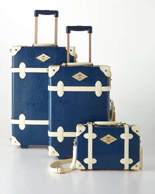 Blue Entrepreneur Luggage