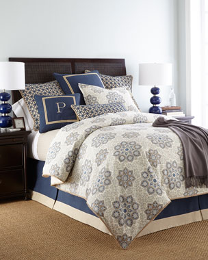 Hatteras Bedding & Catalina Quilt