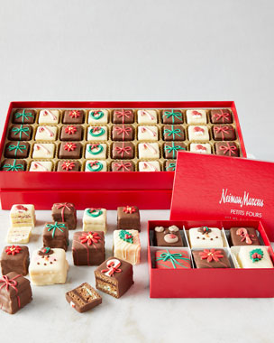 NM Christmas Petits Fours