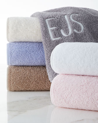 Solid Towels Monogrammed Amp Hand Towels At Horchow