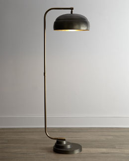 Jamie Young Steampunk Floor Lamp