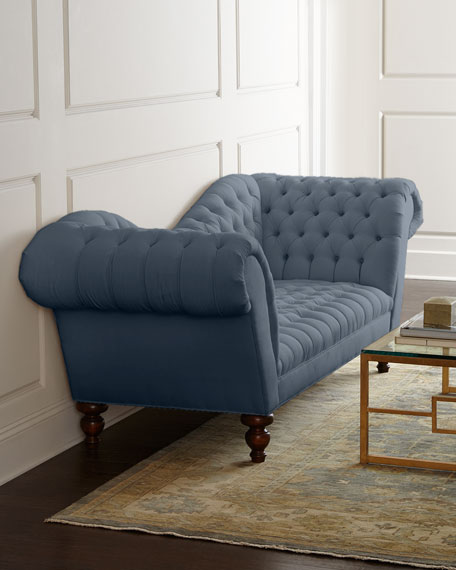 """Ellsworth"" Recamier Sofa"