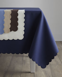 Matouk Savannah Tablecloths, Placemats, & Napkins