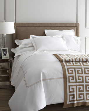 SFERRA Resort Bedding & 200TC Sheets