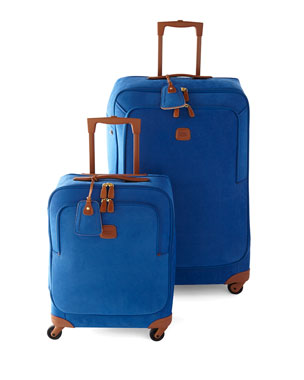 Bric's Blue Life Luggage