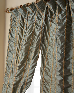 Home Silks, Inc. Kelly Curtains