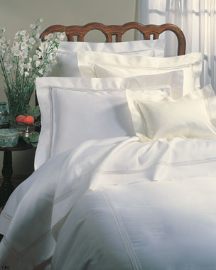 SFERRA Macrame Lace Bedding & 590TC Sheets