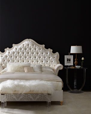 Haute House Daniella Tufted Bed