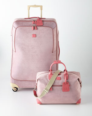 BRICS Life Pearl Pink Luggage