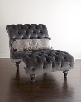 Old Hickory Tannery Battista Chaise