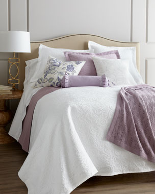 SFERRA Hannah Bedding & Cassie 200TC Sheet Set