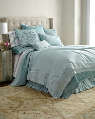 Lili Alessandra Vendome & Chloe Bedding & 300TC Vendome Sheet Set