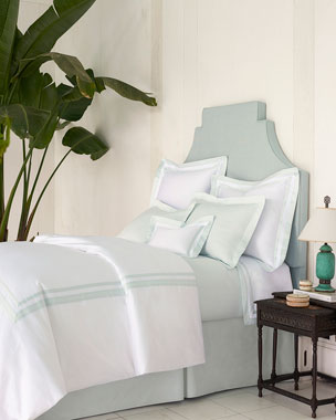 Annie Selke Luxe Piazza Bedding