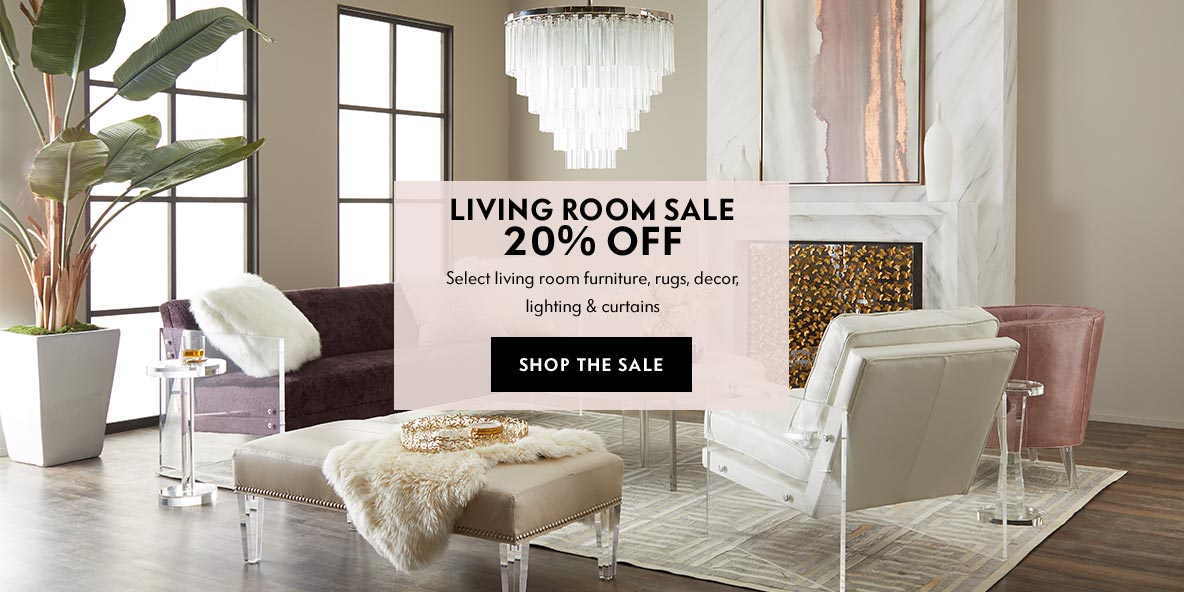 Dinnerware, Bedroom Furniture, Chandeliers & Sectional Sofas