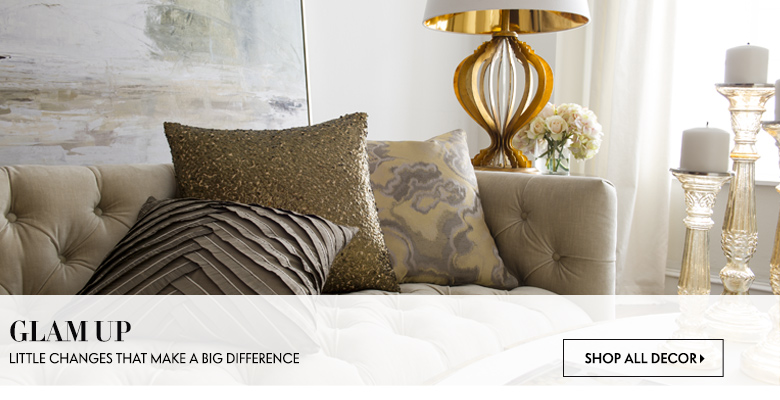 Home Accents, Decorative Accents & Luxury Home Accessories