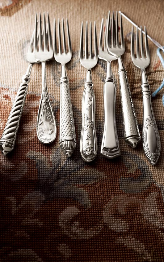 Caring for Flatware