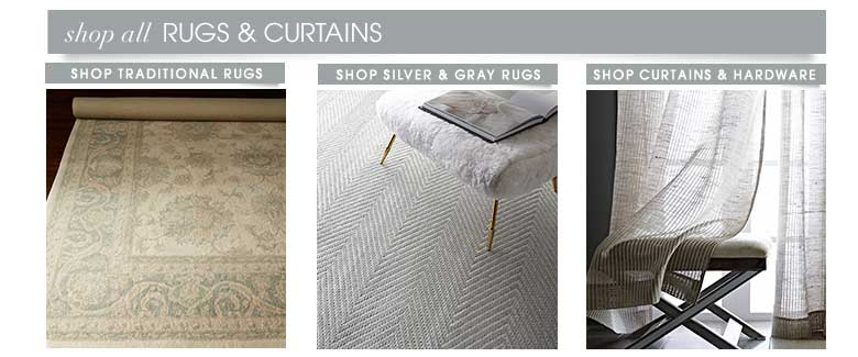 shop rugs and curtains
