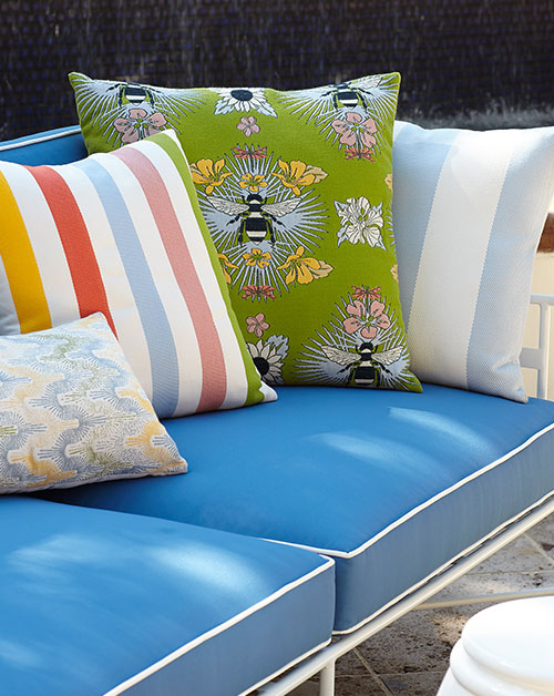 Indoor/Outdoor Pillows