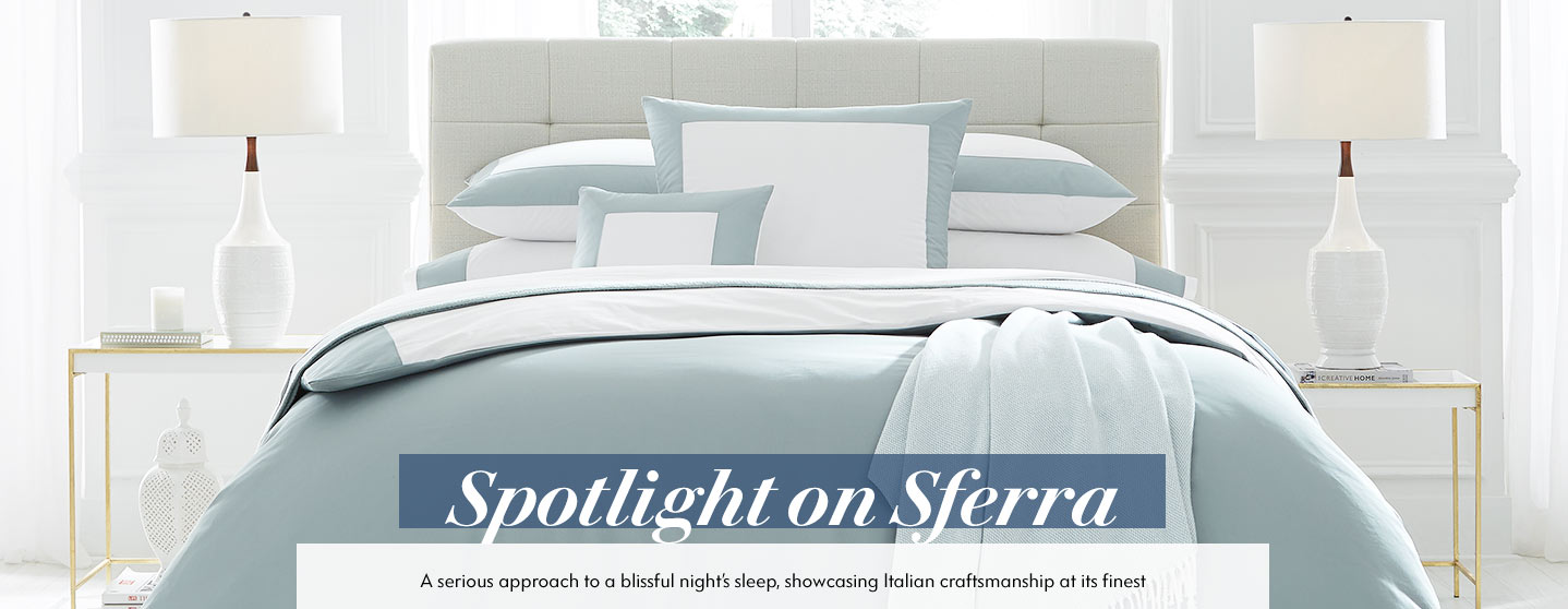 Spotlight on Sferra