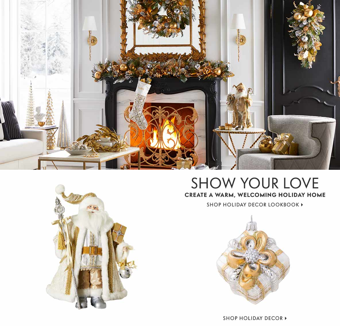 Love Where You Live - Shop Holiday Collections