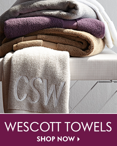 Wescott Towels: Shop now