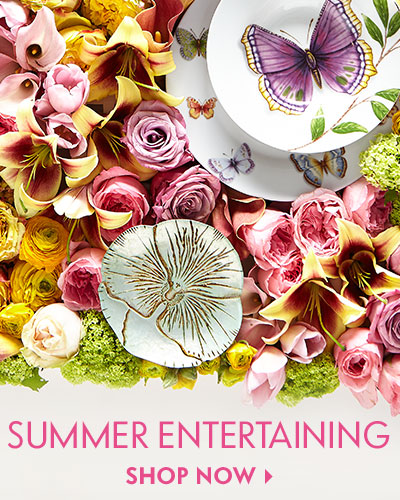 Summer Entertaining - Shop now