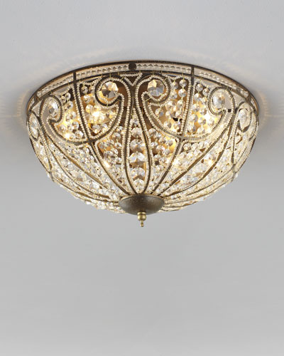 Quick look prodselect checkbox elizabethan large flush mount ceiling light