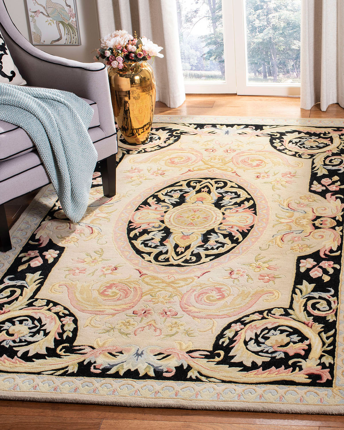 Mystical Garden Rug, 3' x 5' Product Image