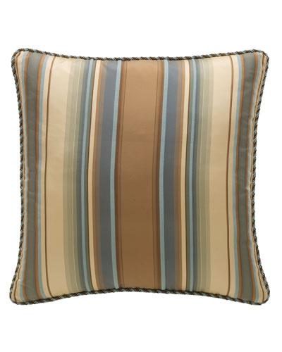Bella Striped Pillow, 20